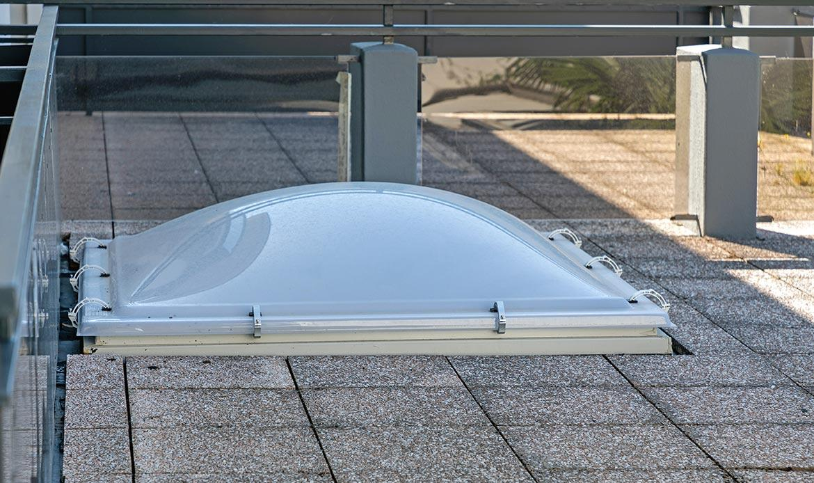 Replacement Skylight Domes Melbourne, Fixed, Tubular, Vented Skylights |  Atlas Plastic Moulding